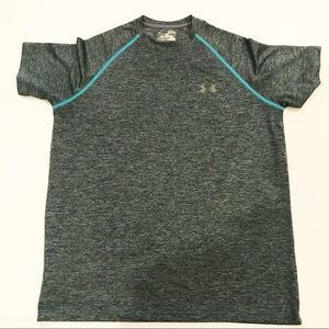 Under Armour Heat Gear Athletic Short Sleeve Shirt